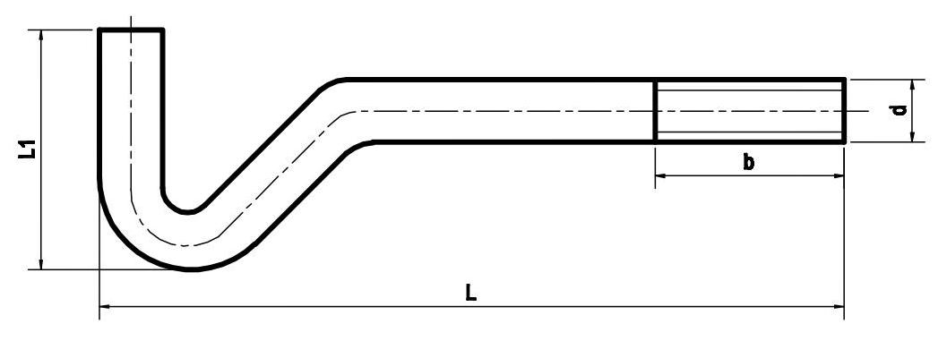 Báo giá Bu lông neo M39
