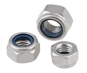 Đai ốc khóa, Ecu khóa, Đai ốc hãm, Đai ốc chống trôi