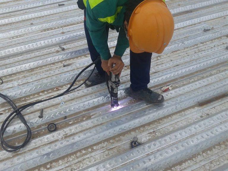 Máy hàn phương pháp hồ quang điện
